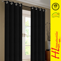 exporting standard best home fashion wide width thermal insulated wind proof curtain