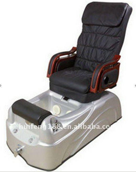 2017 fashion Classics newest style pedicure spa equiqment foot massage chair with MP3