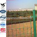 Welded Mesh Fence in 6 Gauge