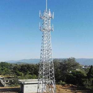 competitive price 3 leg triangular lattice telecom tower