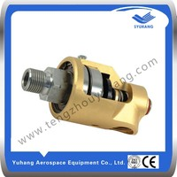 High speed hydraulic rotary union, High speed water swivel joint