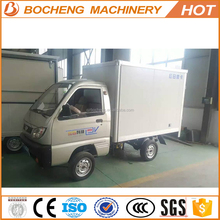 Street Viewing Electric Cargo Van/ Truck With EEC For Sale