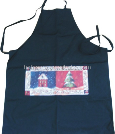 Hot Sale Custom Promotional Cooking Kitchen Bib Apron