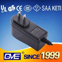 3 Years Warranty high-quality 12V 1.5A ac dc Wall Battery Charger For POS Printer