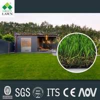 Soft Natural Landscaping Artificial Grass For