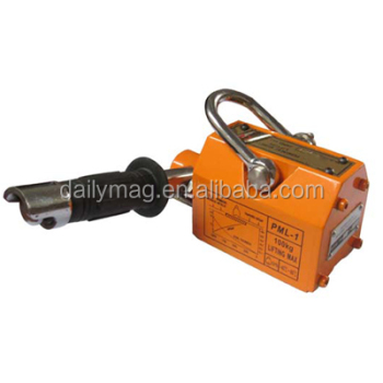PML-1 100KGF Universal Magnetic Lifter 3.5 safe coefficient magnetic electric lifter
