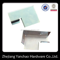 China factory galvanized furniture hardware precision stamping hardware accessory