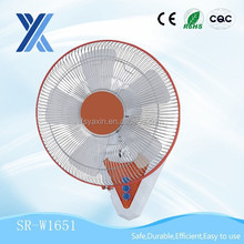 home appliances decorative electric wall fans with CE ROHS