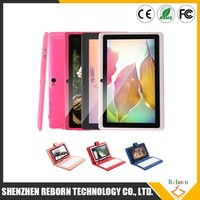 7 inch Q88 Allwinner A23 Dual core Android 4.4 android tablet without sim card