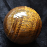 Hot Sales Natural Tiger Eye Quartz Crystal Spheres Balls Polished Healing