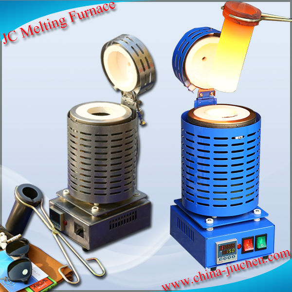 JC High Temperature Melting Furnace Lead Melting Equipment