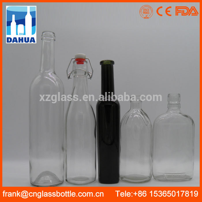 FDA certificated Safely packing glass bottle supplier in penang