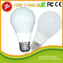 1100LM E27 LED Bulb 12W, Wholesale China LED Bulb Making, 12 Watt LED Bulb