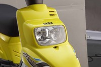 Ariic cheap MBK booster 50cc two stroke scooter