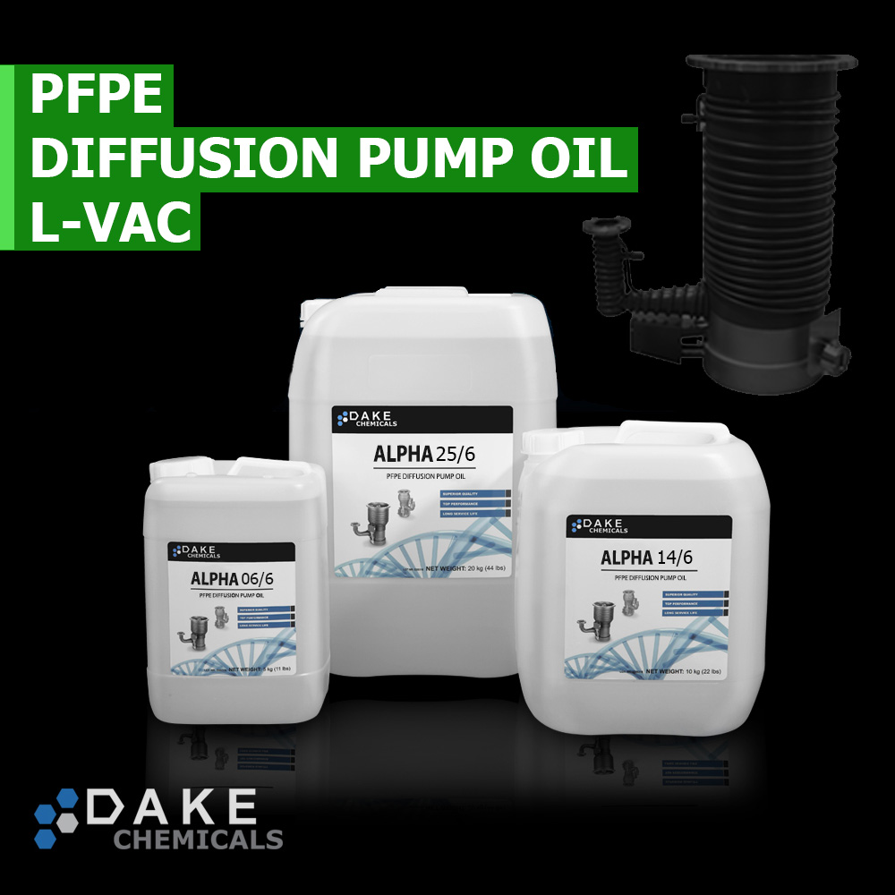Industrial Grade L-VAC Pump Oil