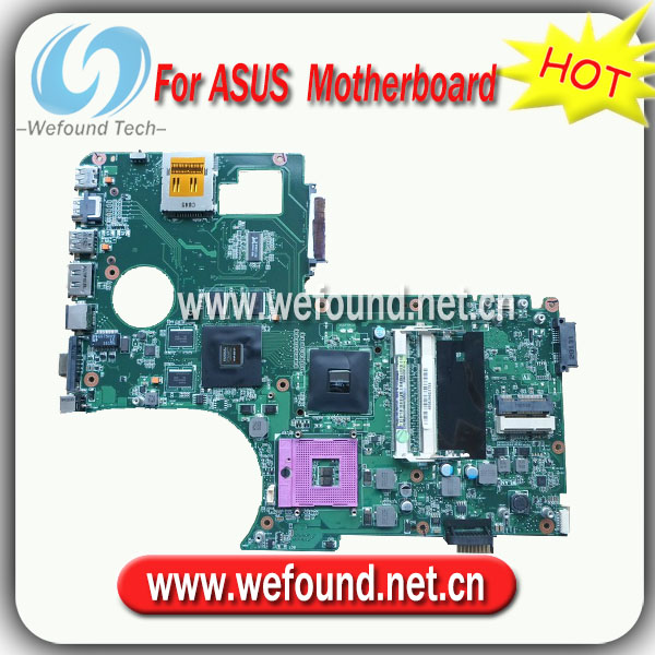 Laptop Motherboard for ASUS N71 N71VG Series Mainboard,System Board