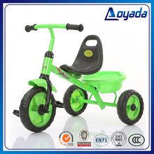 2017 Aoyada new style triciclo kids baby tricycle wholesale