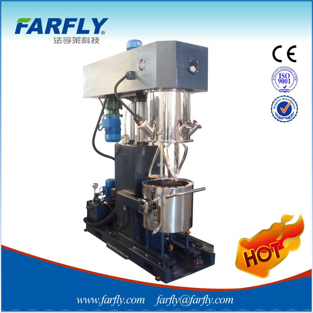 China Farfly silicone sealant FXDJ double planetary mixer with CE