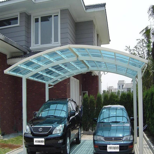 Car Roof Sheet Metal For Garage : Durable carports garages with polycarbonate roof buy