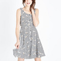 Alibaba trendy fashionable 2014 summer women dresses