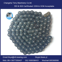 Engine Timing Chain 420HZ High Tensile Strength Motorcycle and Car