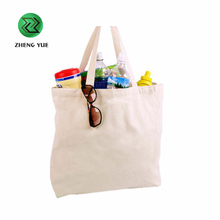 high quality customized eco tesco canvas shopping bag