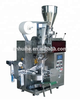 Automatic Tea Bag Packaging Machine with inner and outer bag