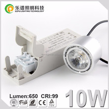Lepu New Product Ra99 CCT Dimming 220 volts dimmable led downlight for Scandinavia