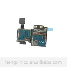 For Samsung Galaxy S4 mini I9190 SIM Card Holder and Memory Card Tray Flex Cable Ribbon