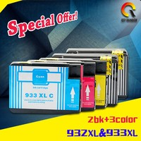 Easy to use and understand printer ink cartridge for HP 932XL in zhuhai