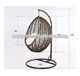 2018 wicker rattan outdoor furniture outdoor hanging swing egg chair