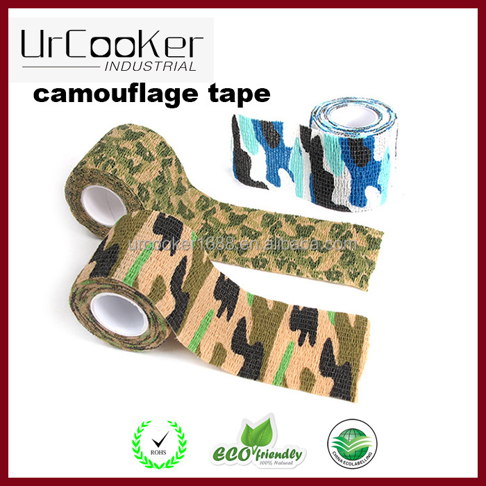 Wholesale cheap duct tape narrow duct tape camouflage tape