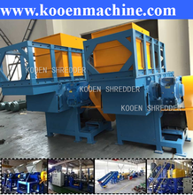 kooen selling industrial wood shredder with ce standard