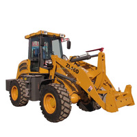 hot small skid steer loader for sale zl16D