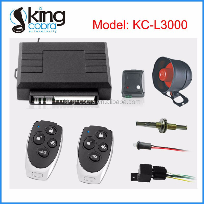 433.92 MHz Security Alarm System