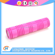 Rounded Corners hollow high density foam roller