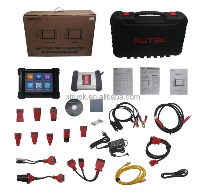 Car Diagnostic Wireless AUTEL MS908 Pro Autel Maxisys Pro MS908P With Automatic WiFi