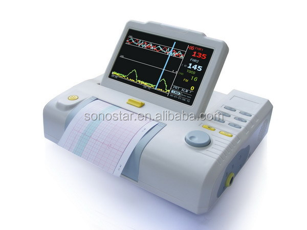 Excellent quality best selling ital. sign fetal monitor