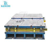 OEM plastic injection machines stamp concrete cutting die