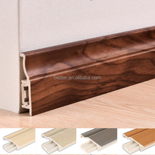 China Factory Shopping Online Floor Vinyl Skirting Board