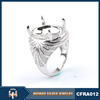 hot sale Indonesia man 925 sterling silver ring blanks