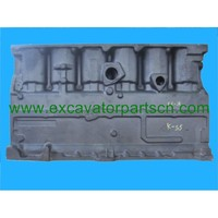 Excavator Engine Part 3306 Cylinder Block 1N3576