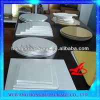 various size cake boards wholesale