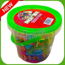 Bucket Packing Bubble Gum
