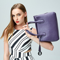 Z91066A China factory high quality ladies 100 genuine leather handbags