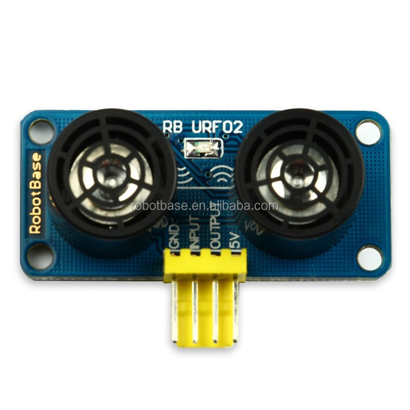 RB URF02 ultrasonic sensor