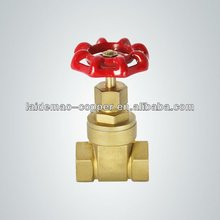 Forged Brass stem gate valve best price