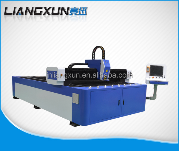 thin metal sheet fiber laser cutting machine for car accessories