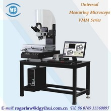 CCD Camera Toolmakers Measuring Microscope