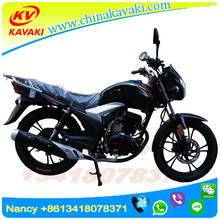 150cc sport gasoline motorcycle with high climb ability and long range